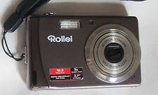 Fotocamera Digitale Rollei Compactline 122 Con Batteria ( Zoom Non Funzionante )