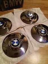 4 Borchie Bmw Wheel cap E3 E9 2000 2500 2800 3000 3300 3.0 3.3 cs csi s si li