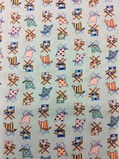 Deck Chair 100% Cotton Fabric