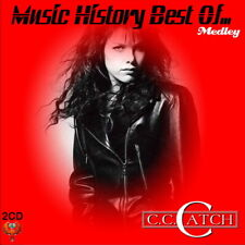 $YS629A - C.C. CATCH - Music History Best Of… Medley  /2CD  [MODERN TALKING] CC