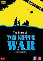 The Story of the Yom Kippur War DVD