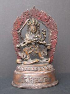 Mahakala en Bronze, Tibet