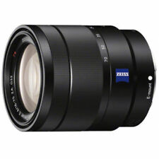 Sony sel1670z Zeiss Vario-Tessar T sel1670z 16-70 mm f/4.0 E-MOUNT Merce Nuova