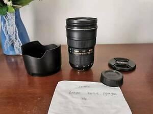 Nikon Zoom-Nikkor 24-70mm f/2.8 ED G AF-S