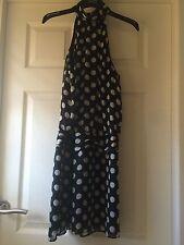 Zara Polyester Spotted Dresses for Women