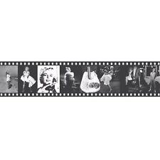 Marilyn Monroe Frieze-wall border-Film Photo Graph-Self-adhesive - 11088709