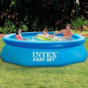 Intex Swimming Pool 147 244 305 366 oder Bestway Poolabdeckung Plane Abdeckplane