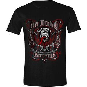 Gas Monkey Garage - T-Shirt Men Black - Tattoo Keyline - XL - New/Original
