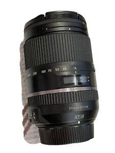 Tamron 16-300mm, F/3.5-6.3 Di II VC PZD Macro Nikon