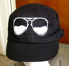 VITRONIC FOUR SEASONS round military hat Sunglasses embroidery cap throwback