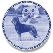 Beauceron - Dog Plate made in Denmark from the finest European Porcelain