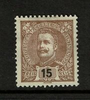 Portugal SC# 113, Mint Hinged, Hinge Remnants - S5596