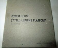 POWER HOUSE CATTLE LOADING PLATFORM AH 46-03001 Model Trains HO