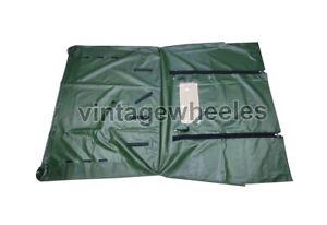 Military Green Soft Top Half Hood Cover Fit For Suzuki SJ413 Gypsy SJ410