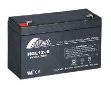 6 Volt 12AH Batería, traje de coche eléctrico Juguete 6V 6 voltios sustituye 3FM10