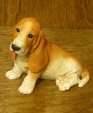 "Castagna Dog Figurines #001 BASSET HOUND, NEW/Box From Retail Store, 3.25"""