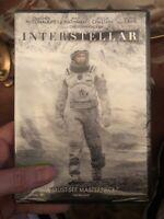 INTERSTELLAR DVD WIDESCREEN EDITION 2014