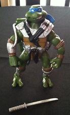 TMNT Robo Hunter Leo Figure 2005 Teenage Mutant Ninja Turtles