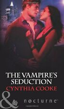 The Vampire's Seduction (Mills & Boon Nocturne),Cynthia Cooke