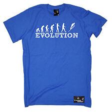 Evolution Ski Jump Mens Powder Monkeez Uk T-Shirt birthday skiing skier stunt