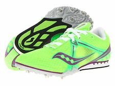 Saucony Women's Velocity 5 Track Spikes Running Shoes Size 11 Medium Style101881
