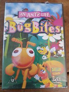 An Ants Life, Bug Bites DVD Cert U