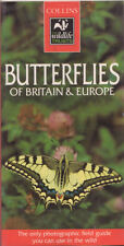 BUTTERFLY BUTTERFLIES IN BRITAIN & EUROPE Photographic Guide **VERY GOOD COPY**
