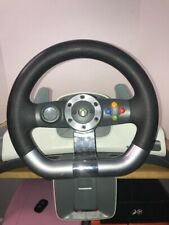Microsoft Xbox 360 Wireless Steering Wheel Force Feedback (Wheel Only)