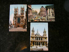 Posted Collectable Postcard Collections/Bulk Lots