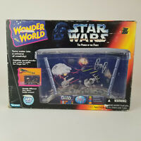 Star Wars 1995 Kenner Wonder World Figure Water Tank NEW Open Box