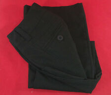 DC Shoes Pin Striped Women Size 26 (6 US) Dress Pants Black