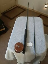 Fly fishing Rod SouthBend 61/2 Médium and Reel Shakespeare