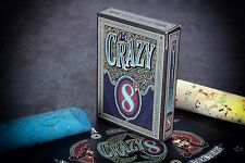 Crazy 8's Playing Cards (Limited Edition), Only 888 Made