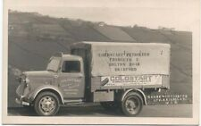 More details for commer truck original postcard sized photograph coldstart petroleum bradford