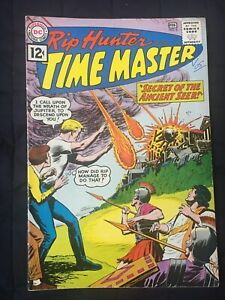 1962 Rip Hunter Time Master Comic Book Issue # 6