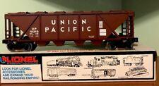 LIONEL TRAIN 6-19319 Union Pacific Four Bay Covered Hopper