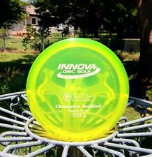 Innova-rare 2013 great cond(practice field) Penned 12X Kc Champion TeeBird-174g