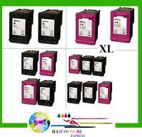 Cartouches d'encre compatibles XL HP 301 HP 302 DeskJet 3630 3632 3639 OfficeJet