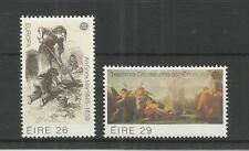 IRELAND 1982 EUROPA HISTORIC EVENTS SG,514-515 U/M NH LOT 3743A