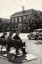 CPA gezicht op het raadhuis 's-Gravenzande. NETHERLANDS (714232)