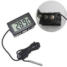 Thermomètre électronique numérique intégré sonde de température eau extérieure