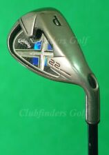 Callaway X-22 PW Pitching Wedge Factory 75g Graphite Regular