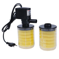 Submersible Water Internal Filter Pump For Aquarium Fish Tank P IS