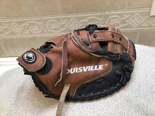 "Louisville FP204Y 28"" Youth Girl's Women's Softball Catchers Mitt Right Throw"