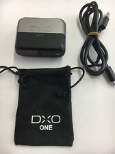 DXO One Professional Quality DSLR 20 megapixels Camera for iPhone No Memory Card