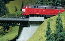 180403 Faller HO Ringhiera per ponti ferroviari 12 pz. totale mm.1820