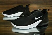 Nike Air Max Motion 2 Running Shoes Black White AO0266-012 Men's Size 11 NEW