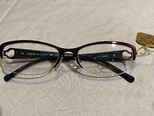 cole haan eyeglass frames CH959 Burgundy