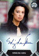Agents of shield saison 2 ming-na wen comme agent melinda may auto carte b