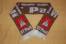 Kietz Ultra Fan Block Kurve St Pauli Schal DANKE PAPA DASS DU MICH.. NEU